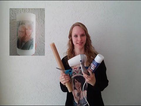 DIY foto op hout afdrukken [ Judith Verberne ] - YouTube