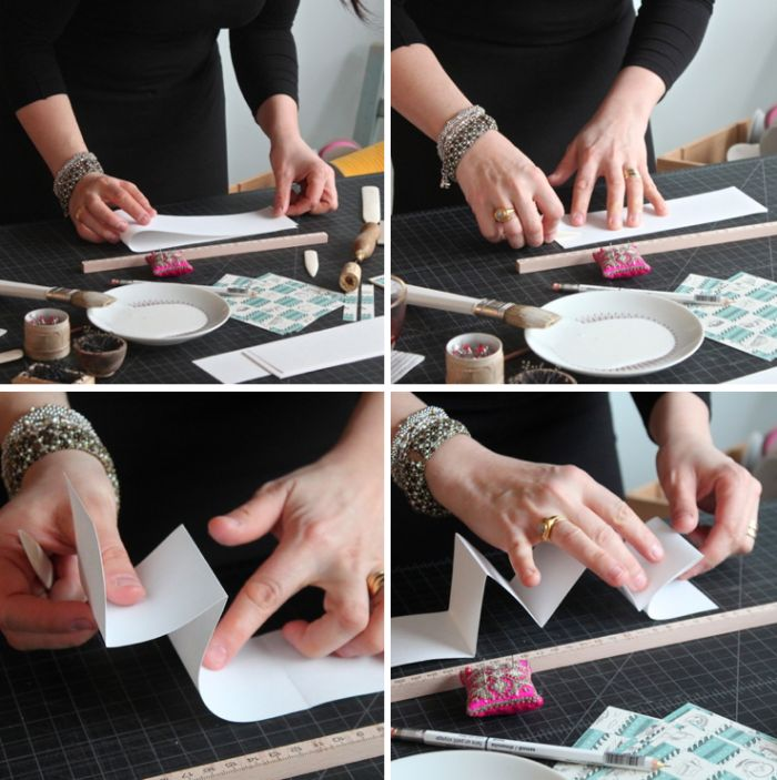 DIY: Accordion Book Keepsake with Angela Liguori
