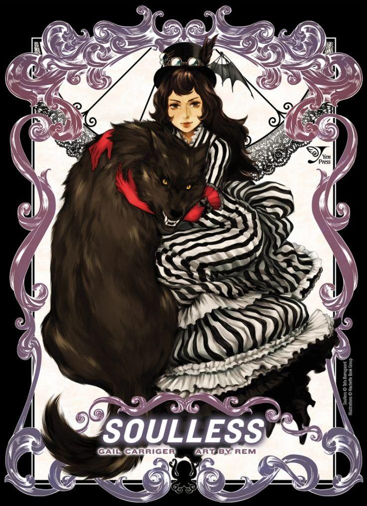 Soulless Manga Volume 1 - Gail Carriger