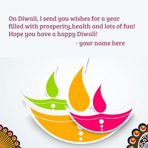 19 best happy diwali greeting cards images on pinterest happy wish you all a very happy diwali quotes greeting card m4hsunfo