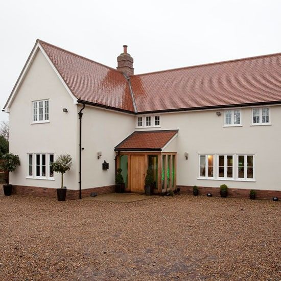 Exterior   Detached Norfolk home   House tour   PHOTO GALLERY   25 Beautiful Homes   Housetohome.co.uk