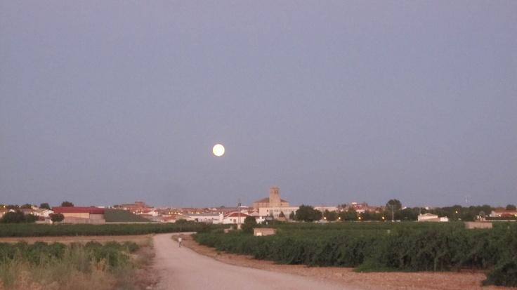 El Provencio y la Luna