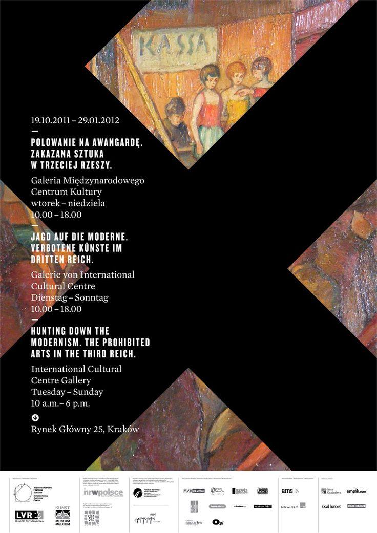 Polowanie na awangardę. Zakazana sztuka w Trzeciej Rzeszy (19.10.2011 - 29.01.2012)