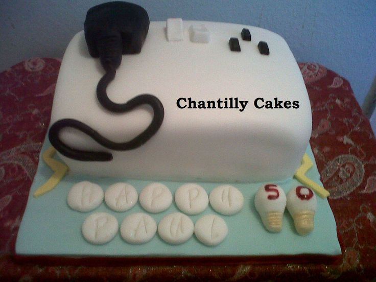 Cake Decorating Ideas Electrician : 17 Best images about Electrician Cakes on Pinterest Cakes, Cake decorating supplies and Electric