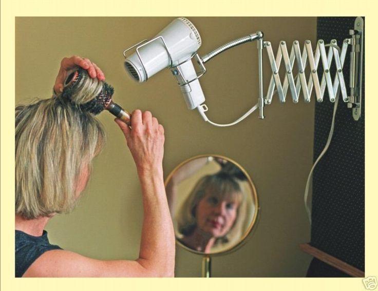 Best Hair Dryer Holder Styling Tool Images On Pinterest Hair