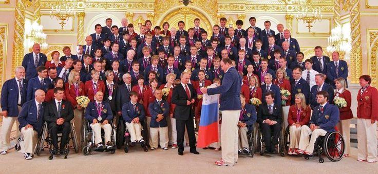Hoppá! Rendkívüli: Kizárták az oroszokat a 2016-os  paralimpiáról http://ahiramiszamit.blogspot.ro/2016/08/hoppa-rendkivuli-kizartak-az-oroszokat.html