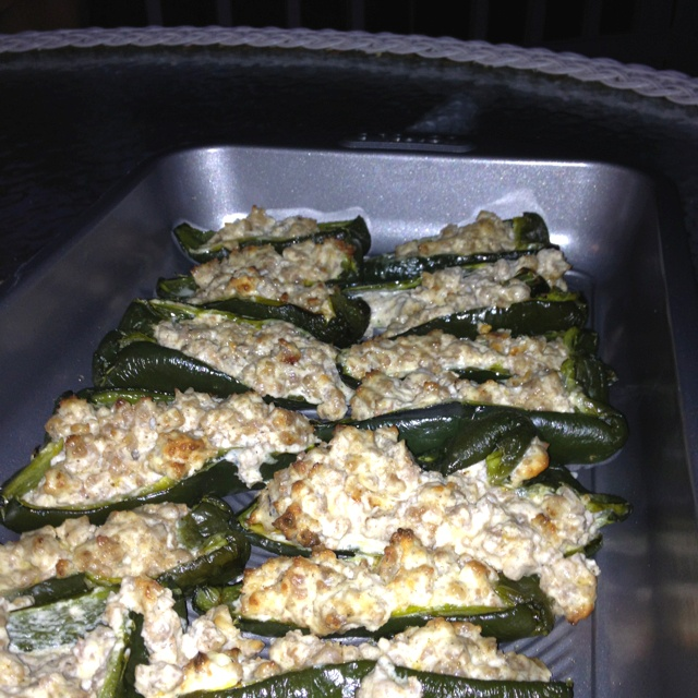 stuffed peppers grilled chorizo stuffed poblano peppers recipes
