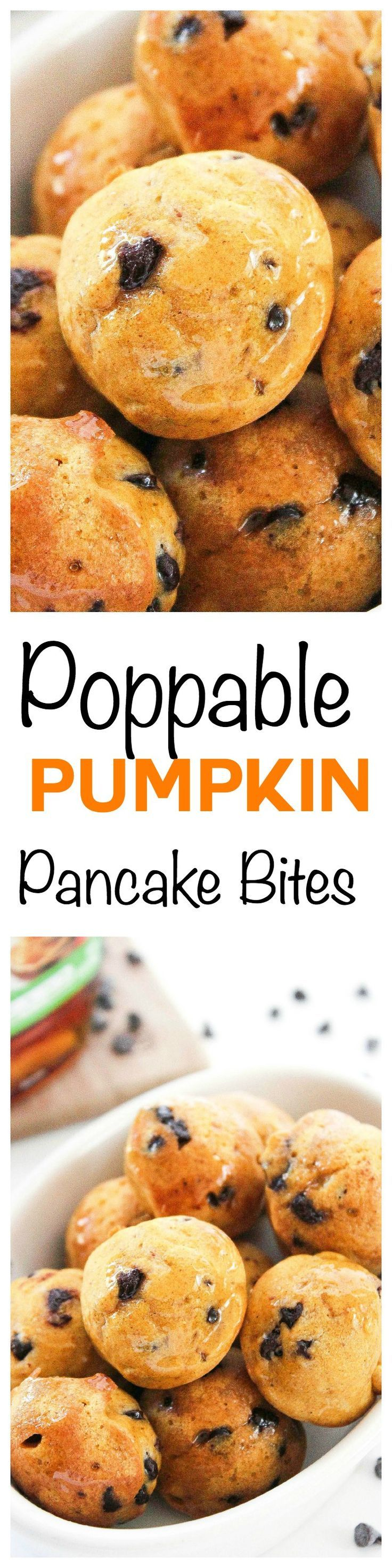 A perfectly poppable and portable breakfast great for busy mornings!