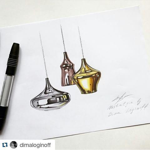 #Repost @dimaloginoff ・・・ Amazing sketches from  @elena.s.ivannikova…