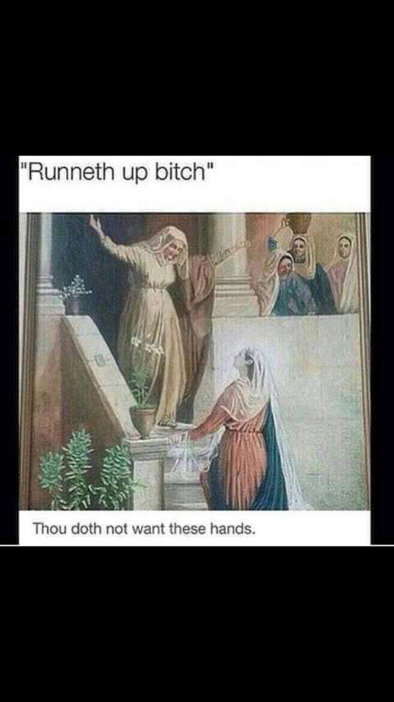 Haha, art history funnies