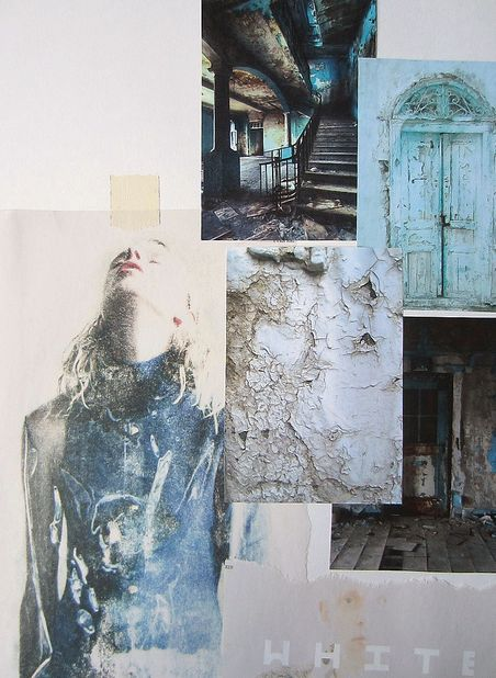 Sketchbook, Colour, Inspiration, Texture. This inspires me to do something like…