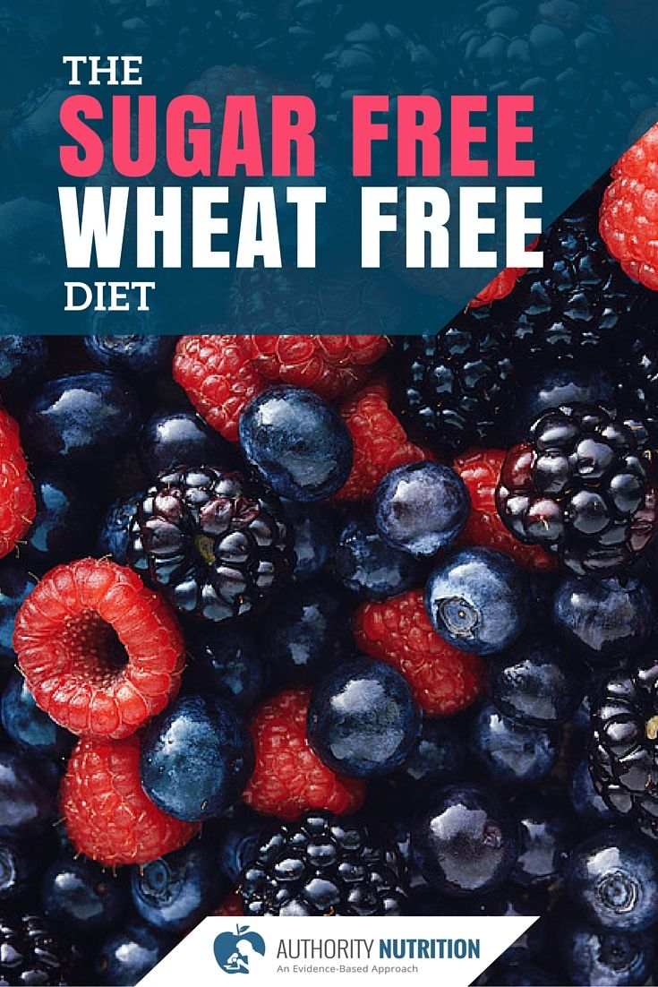 The Sugar free, Wheat free (SFWF) diet eliminates two of the worst foods in the modern diet. It replaces them with real, unprocessed foods. Learn more here: https://authoritynutrition.com/the-sugar-free-wheat-free-diet/