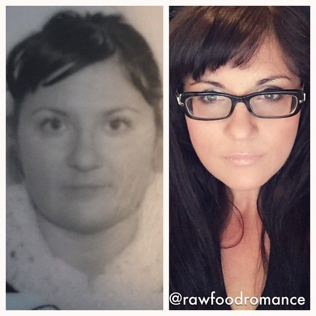 My drivers license pic from about a year and a half ago #tbt #throwbackthursday how my face and my life has changed. #raw #rawvegan #rawfood #rawfoodromance #vegan #weightloss #weightlosstransformation #beforeafter #happy #health #hclfrv #lfhcrv #lifestyle #change #eatmorefruit #eatmoreveg #followme #fit #transformation