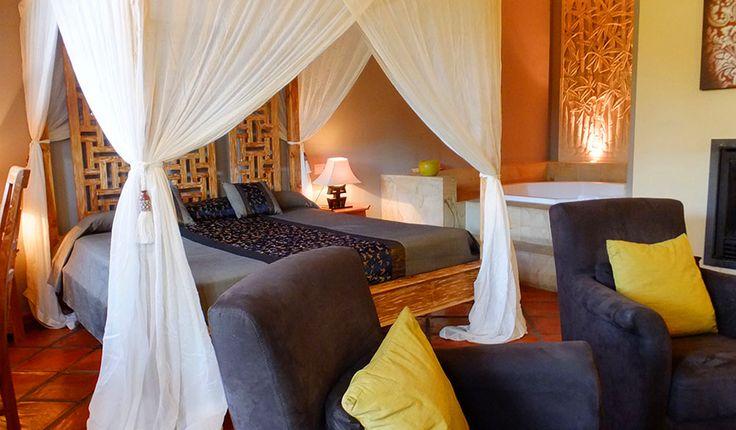 Hotel Masía Durbá con encanto Castellón, suites con jacuzzi, escapadas románticas