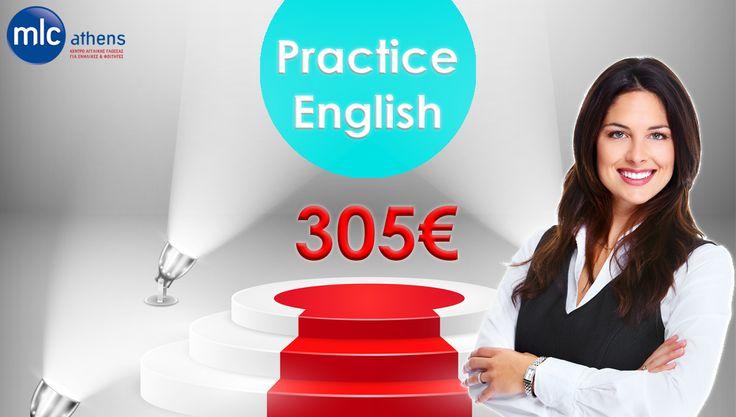 Οι προσφορές July 2016 στην διάθεση σας Think Smart 💡 Κλείστε τωρα το δικό σας Combo Pack Practice English με προσφορά και ξεκινήστε μαθήματα το φθινόπωρο 😜 📞2103643039 💻www.mlcathens.gr 💣δεν συμπεριλαμβάνεται διδακτικό υλικό και εξέταστρα