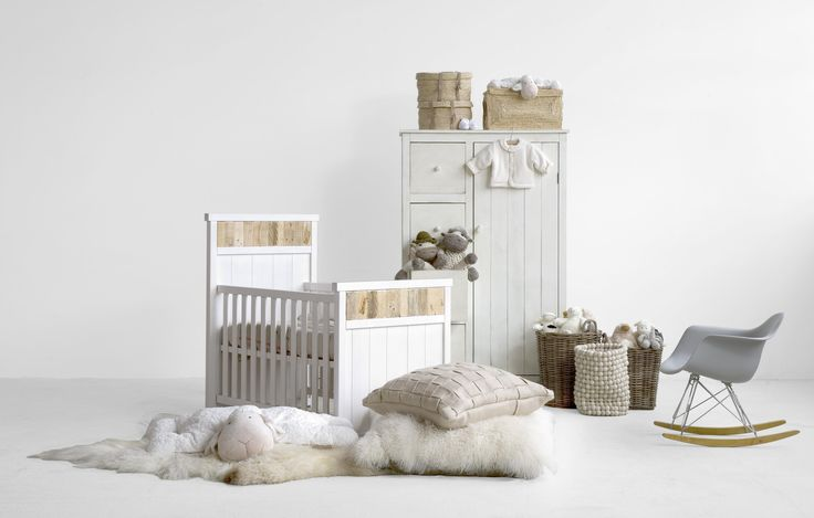 White baby-room..