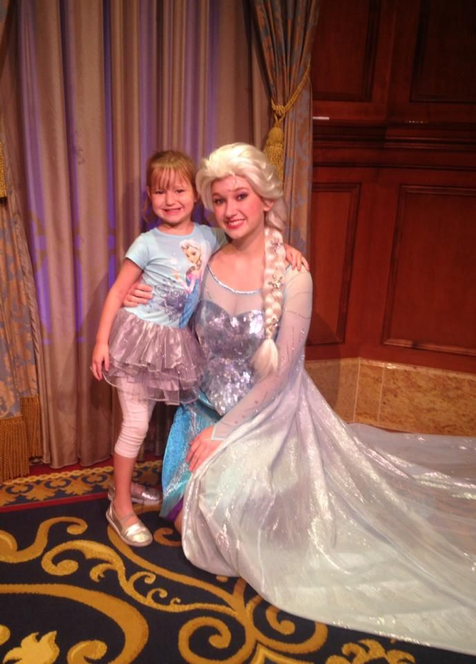 meet anna and elsa fastpass 2015