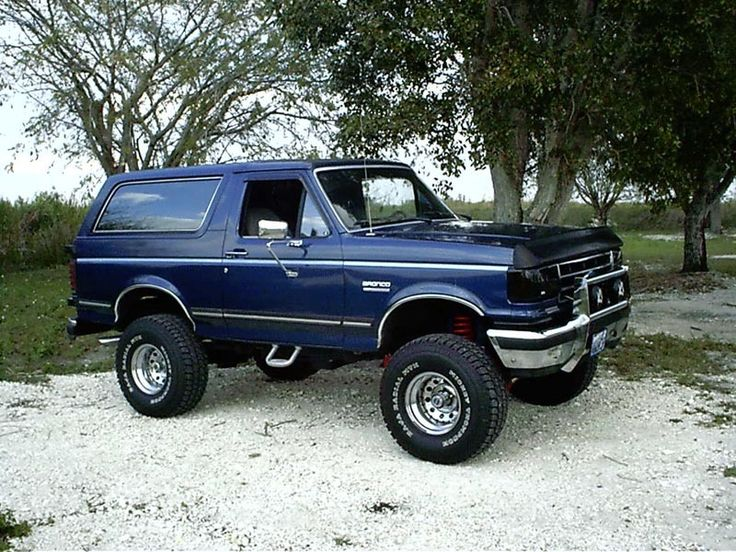 Cars Similar To Ford Bronco 1966 1977