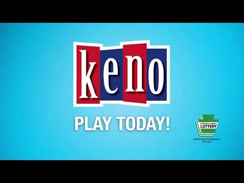 Play PA Lottery Keno  Watch Keno drawings and find Keno