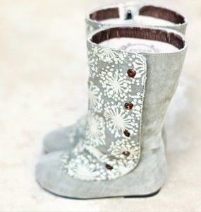 This website has such cute boots for little girls.