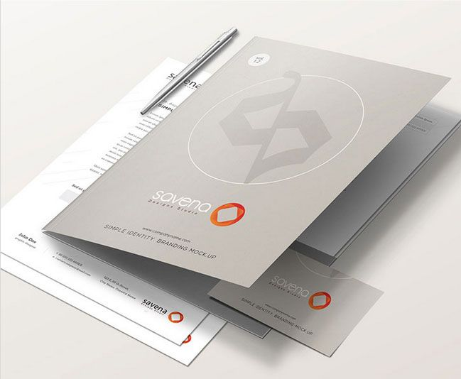 Designing for presentation folders can sometimes seem like a task of herculean proportions. Unlike a business card or flyer, presentation folders are not only printed, but also folded and assembled, which means your design has to account for every crease, cut, pocket and panel. And on top of all of that, you still need to come up with a design that looks good and is representative of your client.