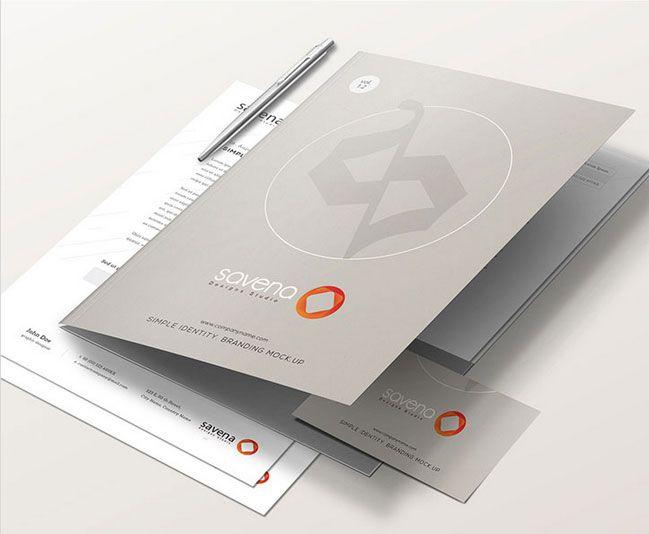 Top 21 presentation folder templates | Creative Bloq