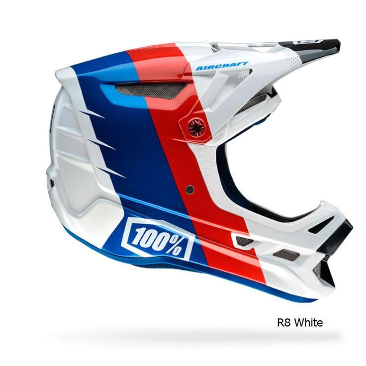 100% Aircraft Full Face Helmet 2016