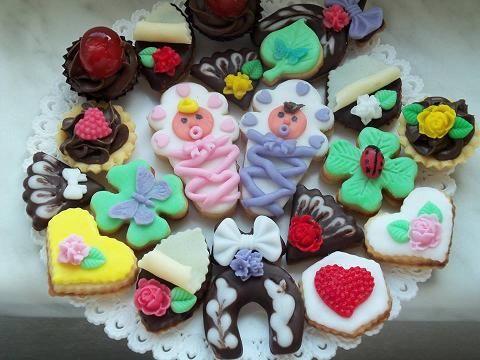 dorty,cukroví a jine sladkosti   Cukroví