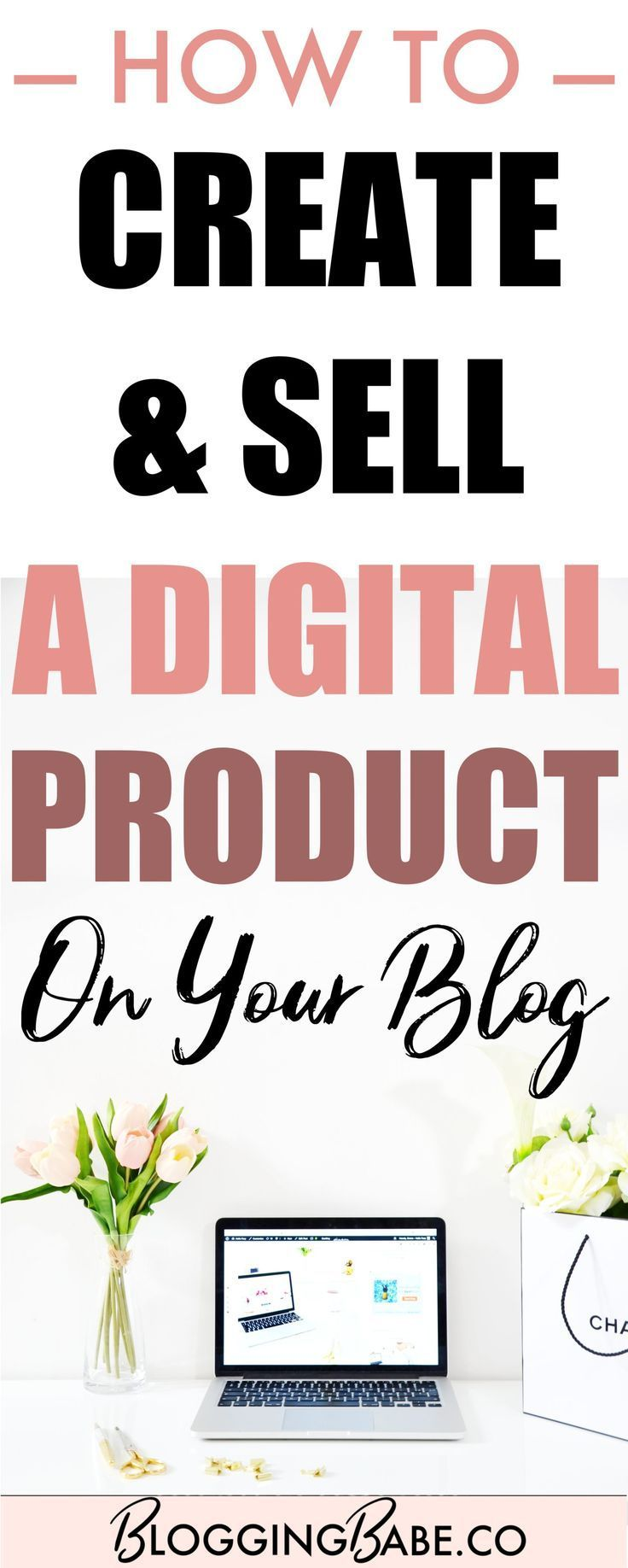 how to create a digital product