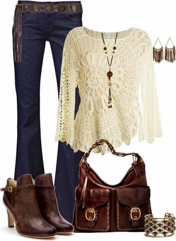 Farb- und Stilberatung mit www.farben-reich.com - Chic Outfit