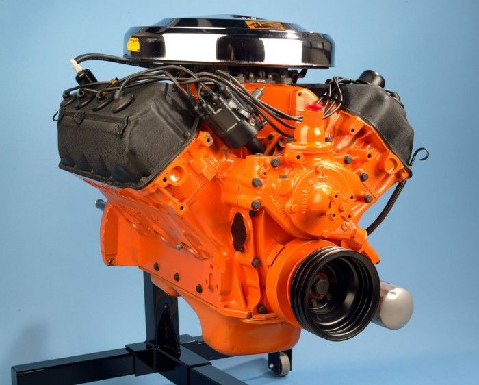 The 426 Hemi engine recently celebrated half a century.   In February 1964 at the Daytona 500, Chrysler unleashed a new engine for teams running Dodge and Plymouth cars in NASCAR's Grand National series. The new 426-cu.in. Hemi V-8 was a game-changer, and the 1964 Daytona 500 saw 426 Hemi-powered cars cross the finish line in first, second and third position, as well as claim two more spots in the top 10.