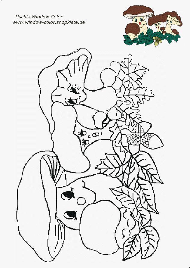 Herbst Vorlagen