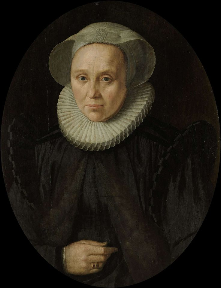 Portrait of a Woman, Anonymous, c. 1590