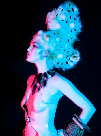 70 Best Avant Garde Images On Pinterest Naha Hair Art