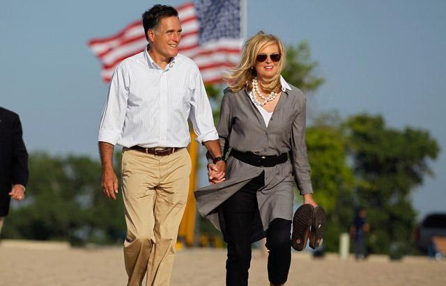 Mitt Romney & Ann Romney