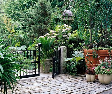 """Have you ever considered #designing a set of #garden rooms? Check out @Better Homes and Gardens' """"A Garden of Garden Rooms."""""""