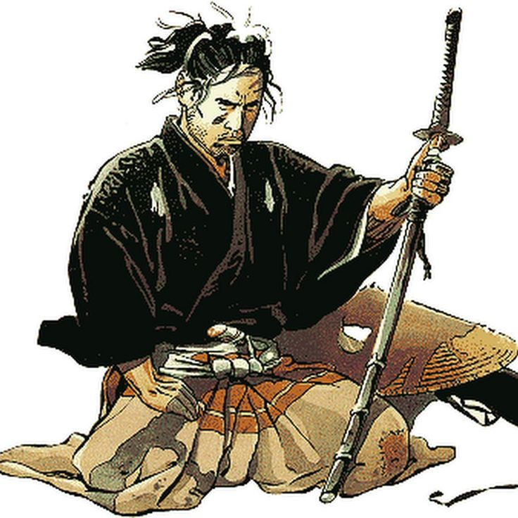 Isto é interessante. O código de honra dos samurais japoneses incluída a adesão estrita a higiene dental.