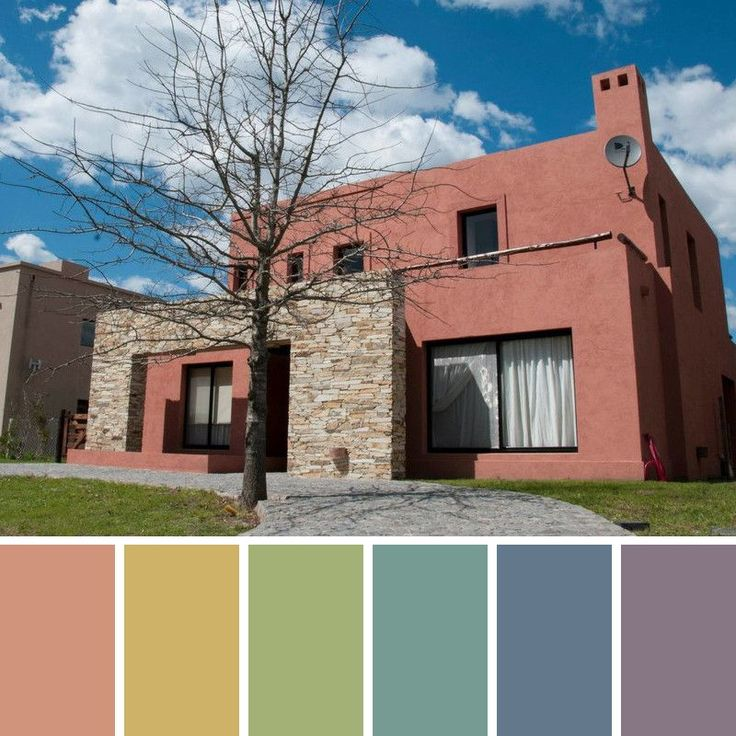 13 best pinturas casas images on pinterest color for Pintura exterior de casas