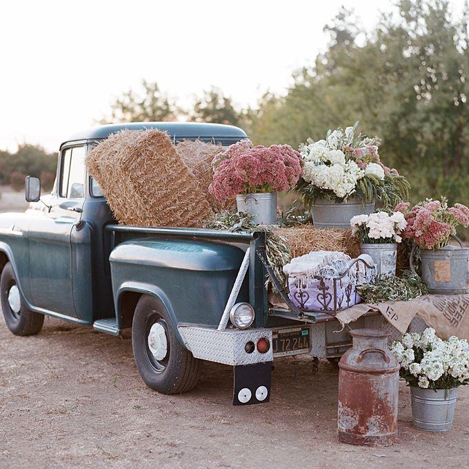 17 Best Images About Vintage Trucks At Wedding, Asheville