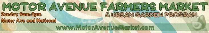 Motor Avenue Farmers Market - Home