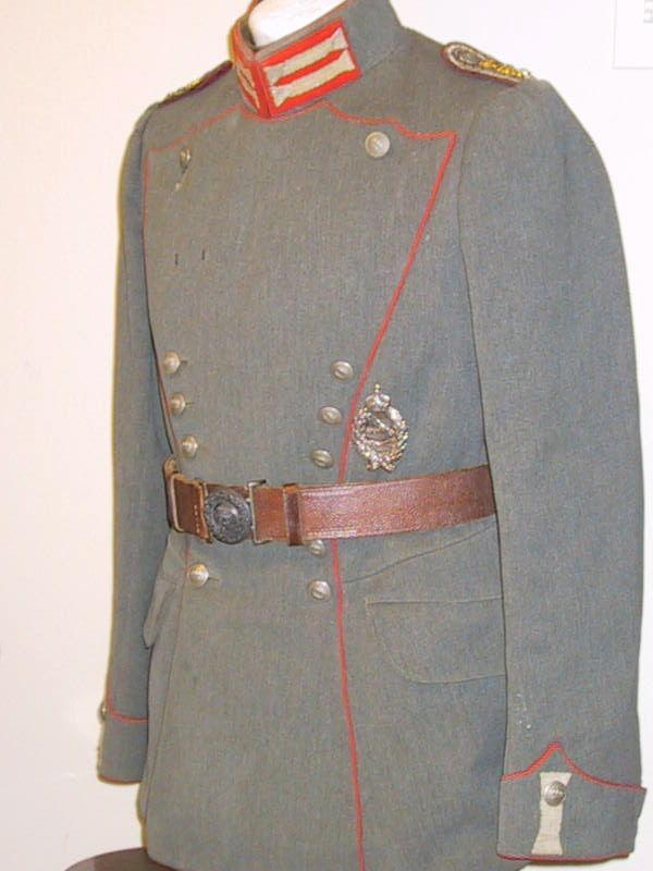 Imperial German officer's WWI uniform tunic. | Uniforms of ... - photo #40