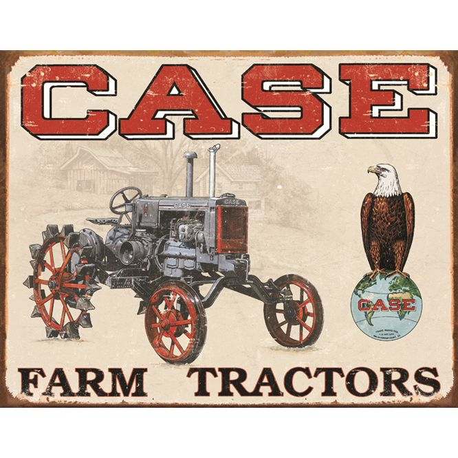Case Tractor-CC High Clearance