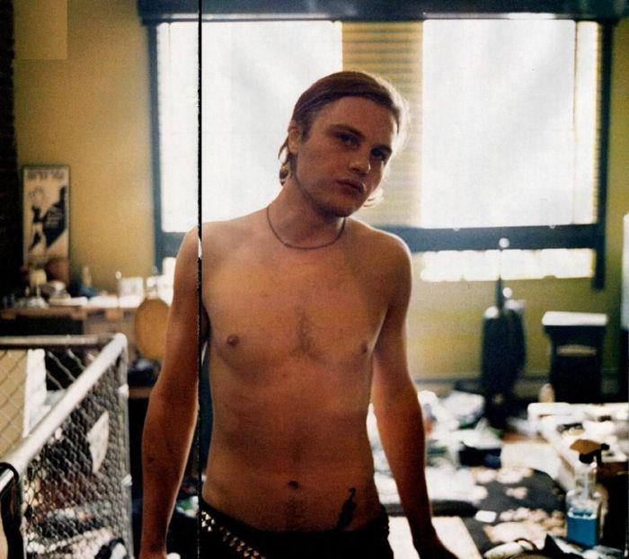 Майкл Питт (Michael Pitt)—  18из 34фото