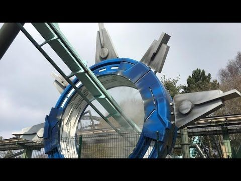 The world's first VR roller coaster - http://eleccafe.com/2016/03/24/the-worlds-first-vr-roller-coaster/