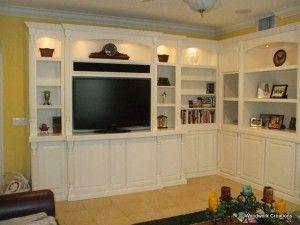 93 best Media Built Ins images on Pinterest Home Tv cabinets