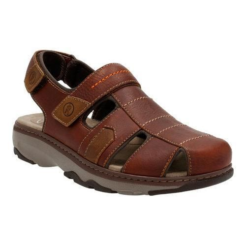 Men's Clarks Raffe Bay Closed Toe Sandal