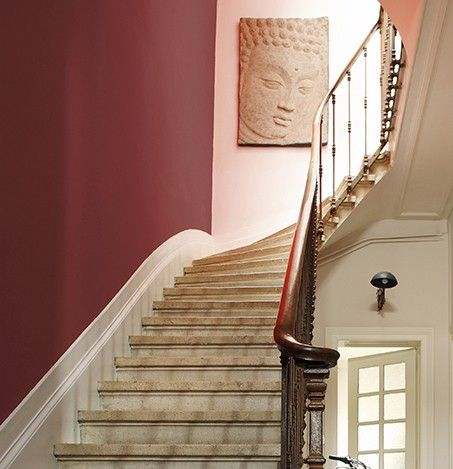37 best Escaliers images on Pinterest Stairways, Home ideas and Stairs - lessivage des murs avant peinture
