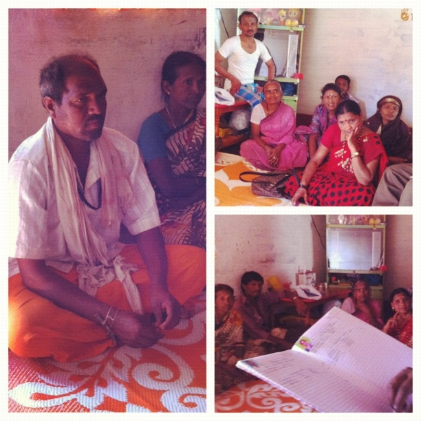 MicroGraam borrowers sharing their stories. #Microcredit #India #travel #microfinance