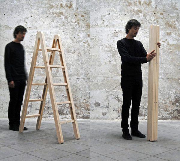 practical corner ladder.