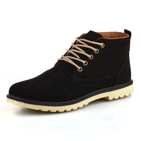 Mens Classic Desert Mid-Top Boots